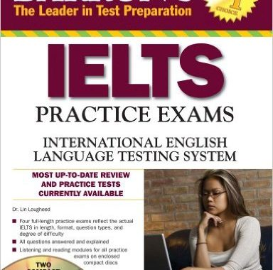 Download Barron's IELTS with 2 PDF & 2 Audio Files