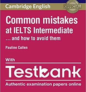 Download Cambridge Common Mistakes at IELTS